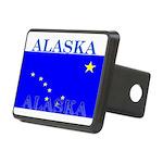 Alaska.png Rectangular Hitch Cover