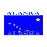 Alaska.png Rectangle Car Magnet