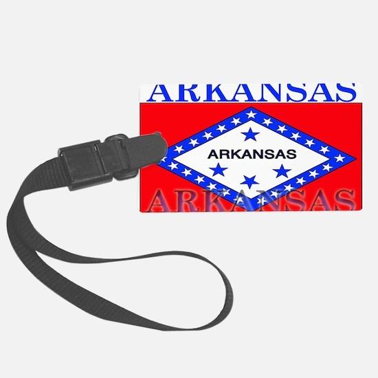 Arkansas.png Luggage Tag