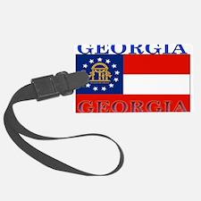 Georgia.png Luggage Tag