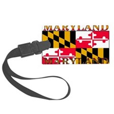 Maryland.png Luggage Tag