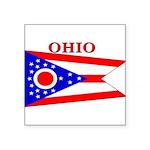 Ohio.png Square Sticker 3