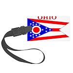 Ohio.png Large Luggage Tag