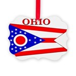 Ohio.png Picture Ornament