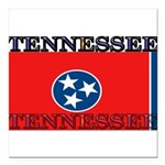 Tennessee.jpg Square Car Magnet 3