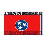 Tennessee.jpg Rectangle Car Magnet