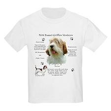 PBGV 1 Kids T-Shirt