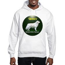 Quincy - pride of Algonquin Hoodie