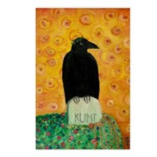 Ode to Klimt Postcards (Package of 8)