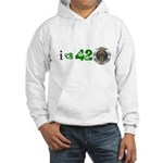 """IHeart 420 4PACK ENT. """"Low Key"""" Hooded S"""