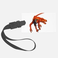 Velociraptor.png Luggage Tag
