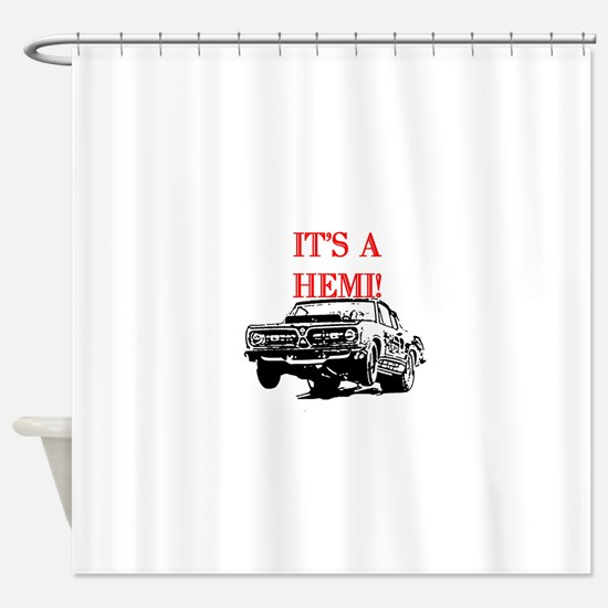 AFTMItsAHemi!.jpg Shower Curtain