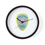 Texas Death Row Wall Clock