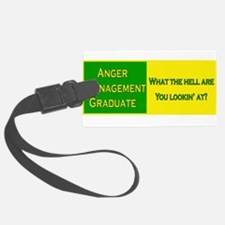 Angermanagement.png Luggage Tag