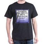 Mom's Reviews Black T-Shirt