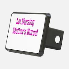 Nursing Black.png Hitch Cover