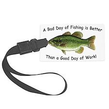 Fishingday.png Luggage Tag