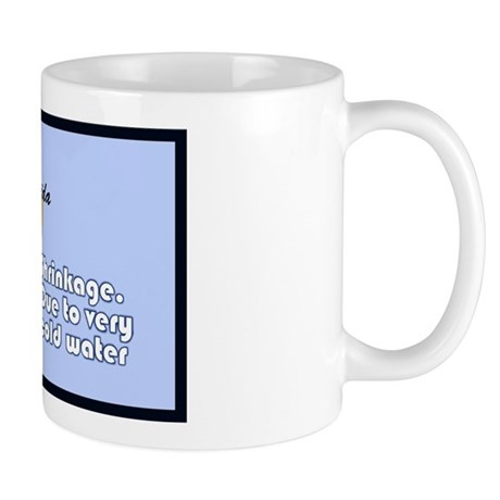 FLORIDA SHRINKAGE Mug
