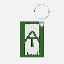Appalachian Trail White Blaze Keychains