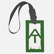Appalachian Trail White Blaze Luggage Tag
