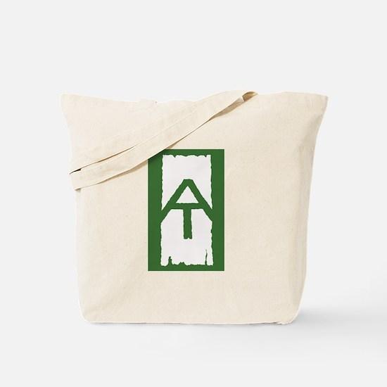 Appalachian Trail White Blaze Tote Bag