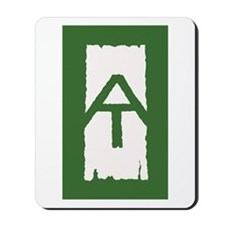 Appalachian Trail White Blaze Mousepad