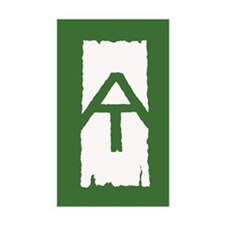 Appalachian Trail White Blaze Decal