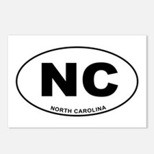 North Carolina State Postcards (Package of 8)