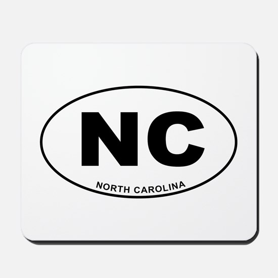 North Carolina State Mousepad