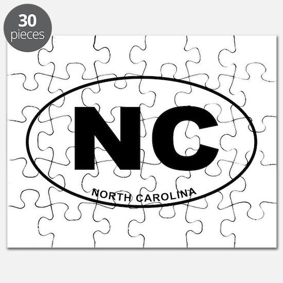 North Carolina State Puzzle