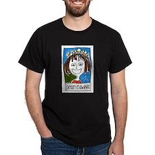 Dear Edwina Black T-Shirt