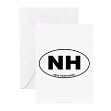 New Hampshire State Greeting Cards (Pk of 20)