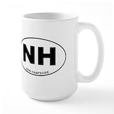 New Hampshire State Mug