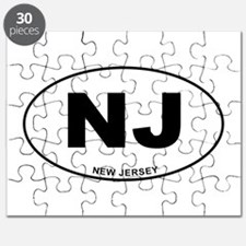New Jersey State Puzzle