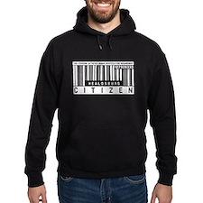 Healdsburg, Citizen Barcode, Hoodie