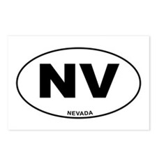 Nevada State Postcards (Package of 8)