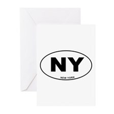 New York State Greeting Cards (Pk of 20)