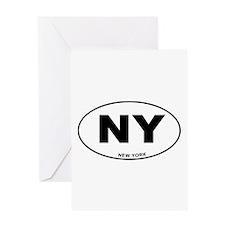 New York State Greeting Card