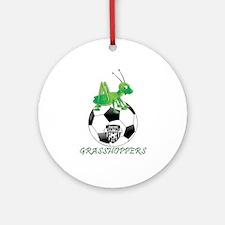 Grasshoppers Logo Ornament (Round)