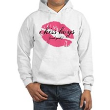 i kiss boys and girls Hoodie