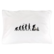 Chess Player Pillow Case