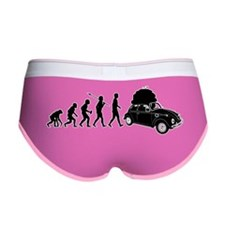Car Traveller Women's Boy Brief