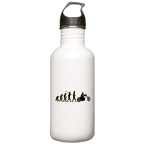 Chopper Rider Stainless Water Bottle 1.0L
