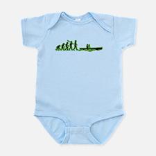 Canoeing Infant Bodysuit