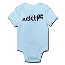 Crossword Puzzle Infant Bodysuit