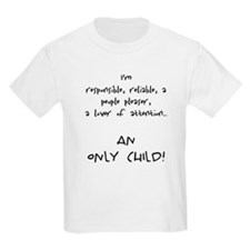 Only Child Kids Tee