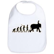 Elephant Riding Bib