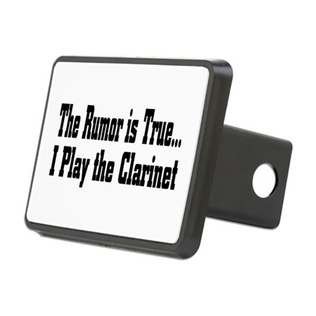 clarinet37.png Rectangular Hitch Cover