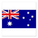 Australia.jpg Square Car Magnet 3