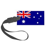 Australia.jpg Large Luggage Tag